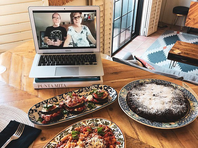 online cooking lessons