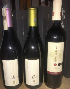 wines delivered Italy